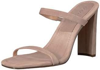 BCBGeneration Women's Whitney Sleek Mule Heeled Sandal