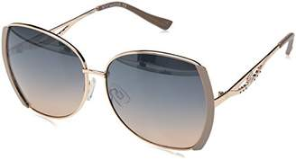 Rocawear Women's R703 Rgdnd Round Sunglasses