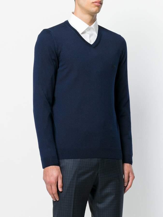 HUGO BOSS v-neck sweater