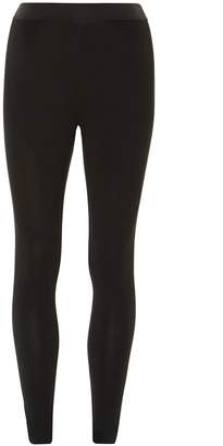 Dorothy Perkins Womens **Maternity Black Under Bump Leggings