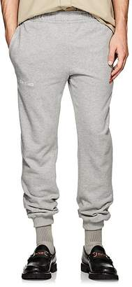 Gosha Rubchinskiy X adidas Men's Logo Cotton French Terry Sweatpants
