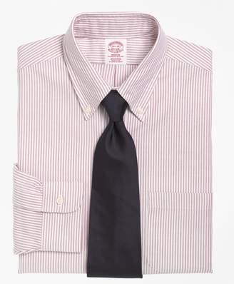 Brooks Brothers Madison Classic-Fit Dress Shirt, Stripe