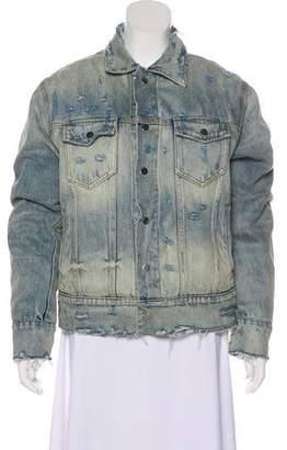Amiri 2018 Reversible Jacket w/ Tags