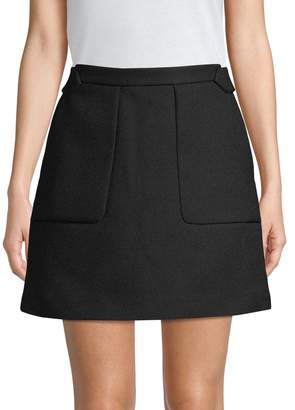 Zadig & Voltaire High-Waisted Mini Skirt