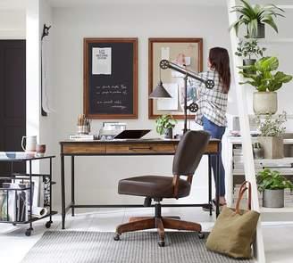 Pottery Barn Juno Reclaimed Wood Desk