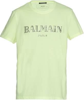 Balmain Cotton T-shirt