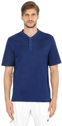 Nike Tennis Court Piqué Polo Shirt