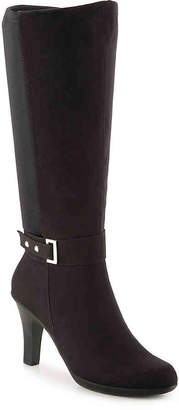 Madeline Girl Merit Wide Calf Boot - Women's