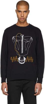 Undercover Black Silent Noise Sweatshirt