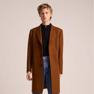 Sandro Woolcloth and cashmere coat