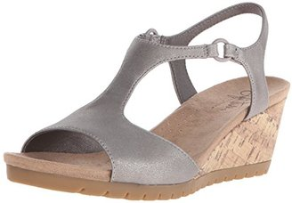 LifeStride Women's Now Wedge Sandal $29.99 thestylecure.com