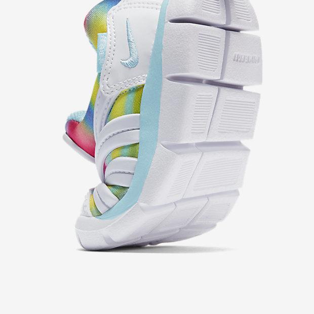 Nike Dynamo Free Print Infant/Toddler Shoe 6