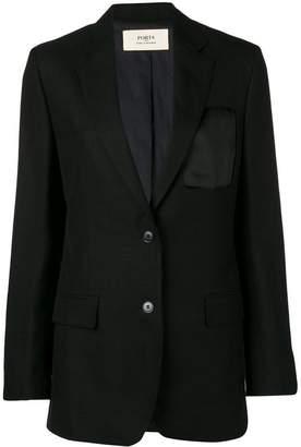 Ports 1961 flap pockets blazer