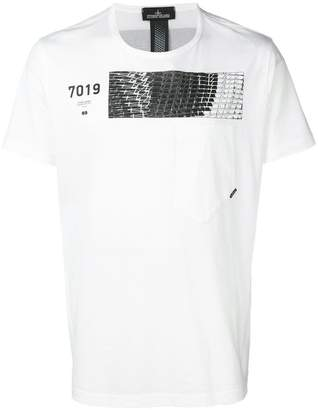 Stone Island Shadow Project printed T-shirt