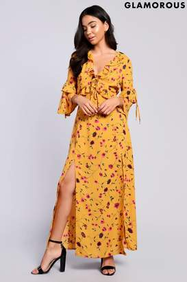 Next Womens Glamorous Floral Maxi Dress