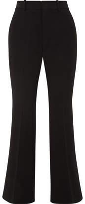Gucci Cady Flared Pants - Black