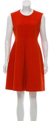 Calvin Klein Collection Sleeveless Sheath Dress