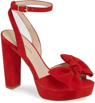 Pelle Moda Platform Sandal