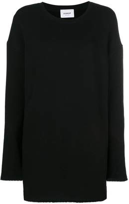 Dondup slouched mini sweater dress