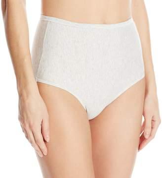 Vanity Fair Women's Illumination Cotton Brief Panty 13316