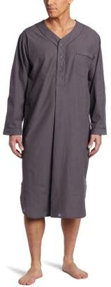 Majestic International Men's Basics Night Shirt
