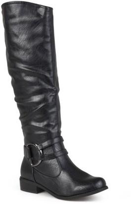 Brinley Co. Womens Knee-High Riding Boot