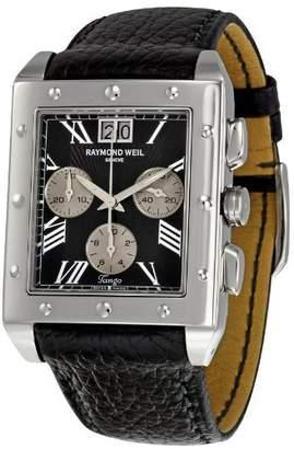 Raymond Weil Men's 4881-STC-00209 Tango Chronograph Watch