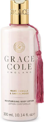 Grace Cole Warm Vanilla and Sandlewood Body Lotion