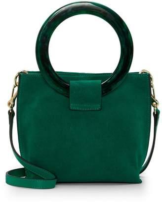 Iggy Ring-handle Crossbody Bag