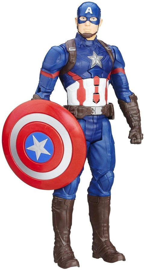 Marvel Captain America Electronic Titan