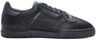 Yeezy Black Powerphase Sneakers