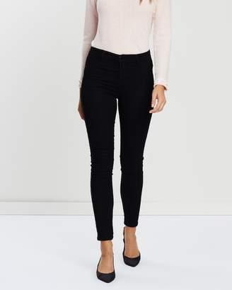 Dorothy Perkins Glitter Velvet Side Stripe Frankie Jeans