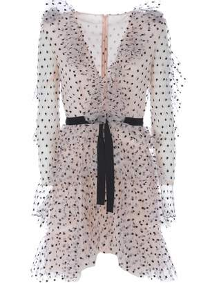 Philosophy di Lorenzo Serafini Panel Midi Dress