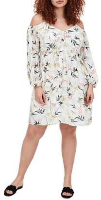 ASA ELVI The Cold Shoulder Dress
