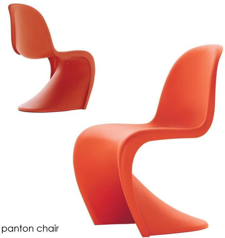 Vitra - panton chair by verner panton for vitra
