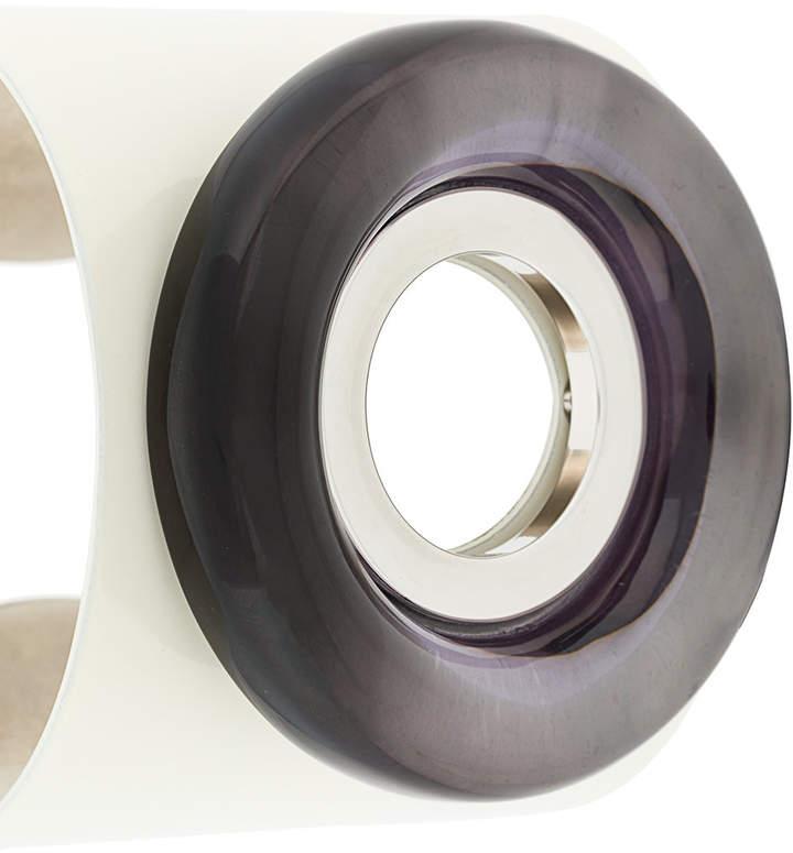 Marni ring detail cuff