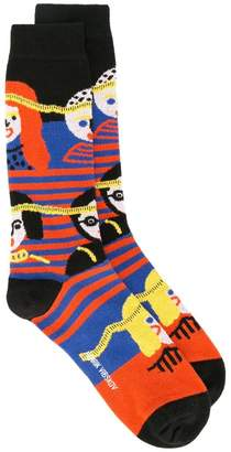 Henrik Vibskov Interns socks