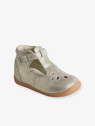 Vertbaudet Girls Sandals, Designed For First Steps
