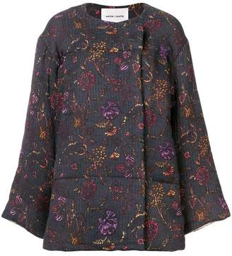 Antik Batik Alina floral print jacket