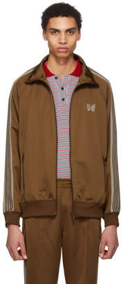 Needles Brown Butterfly Track Jacket