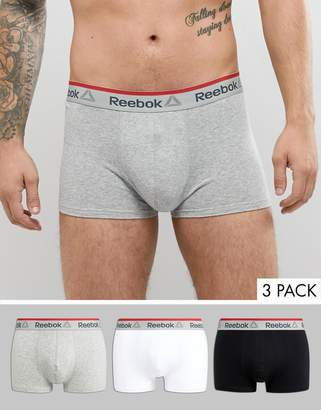 Reebok 3 Pack Trunk