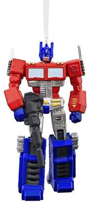 Hallmark Hasbro Transformers Optimus Prime Ornament Retro Toys