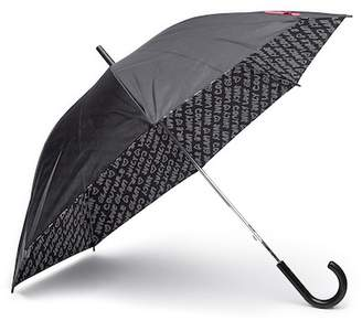 Juicy Couture Auto Open Umbrella