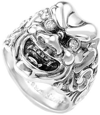 Stephen Webster Men's Silver 0.10 Ct. Tw. Diamond Ring