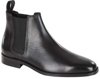 Sandro Leather Chelsea Boots