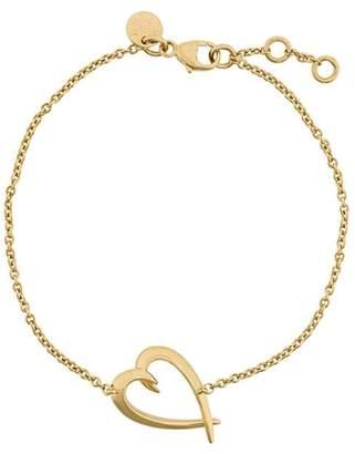 Shaun Leane Tusk Heart Bracelet