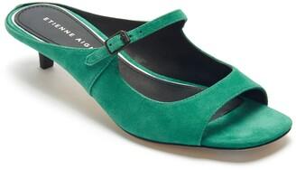 Etienne Aigner Verity Mary Jane Slip-On Sandal