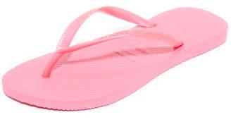 Havaianas Slim Flip Flops $26 thestylecure.com
