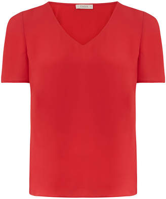 Oasis Curve V Neck T-Shirt