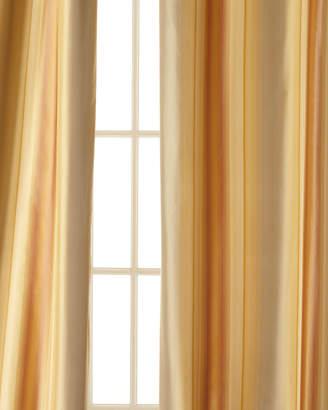 """Home Silks Each 52""""W x 108""""L Carleton Curtain"""